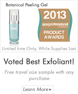 Botanical Peeling Gel voted best exfoliant